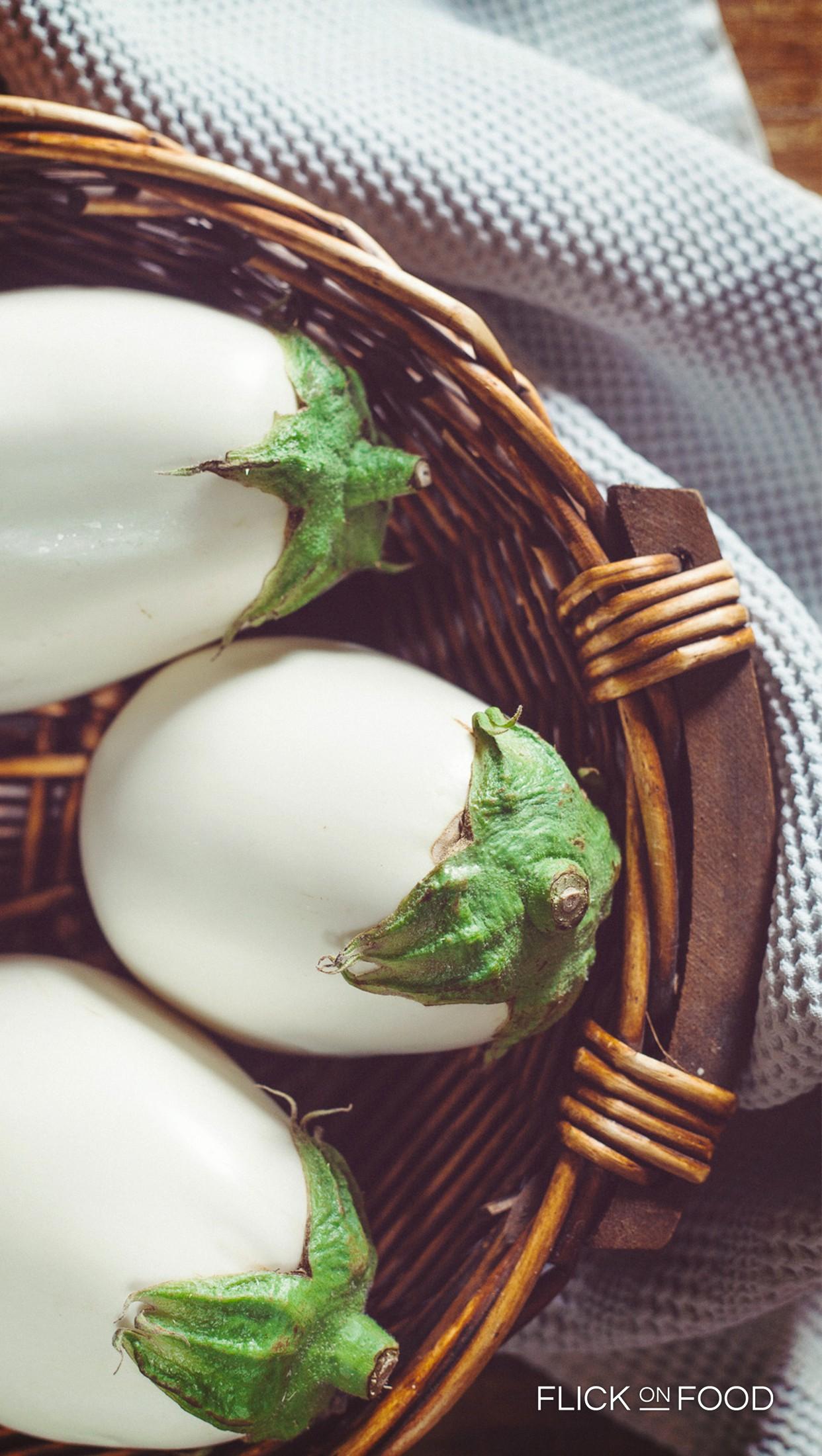 Melanzana bianca | Flick on Food