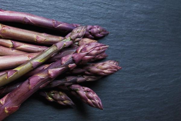 Asparago Violetto di Albenga | Flick on Food