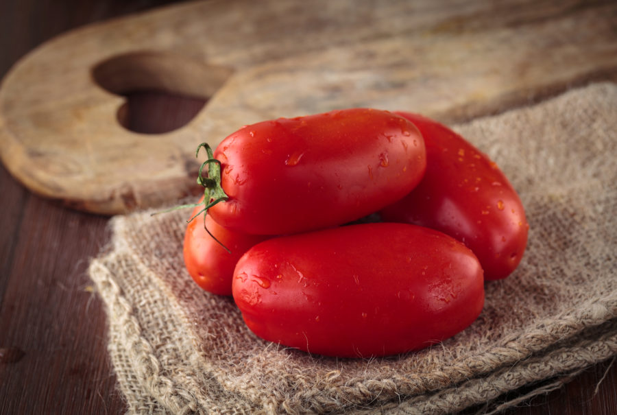 Pomodoro San Marzano | Flick on Food